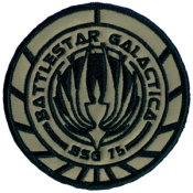 Ship's patch