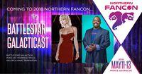 Bonus Episode: Michael Hogan at Northern FanCon 2018!