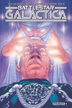 Classic Battlestar Galactica Vol 3 #5