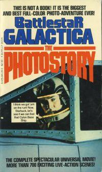 Battlestar Galactica: The Photostory