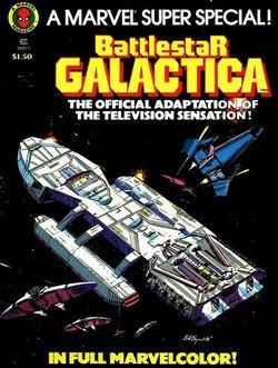 Marvel Super Special #8: Battlestar Galactica