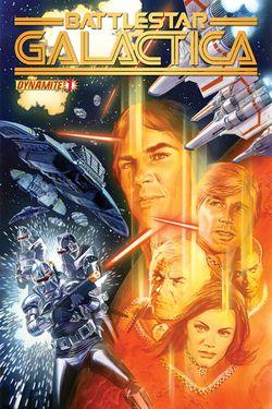 Classic Battlestar Galactica Vol. 2#1