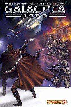 Galactica 1980 #4