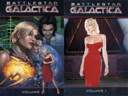 Battlestar Galactica Volume I