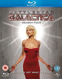 Region 2 Blu-Ray Case Art