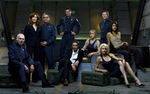 The Battlestar Galactica (RDM) Cast