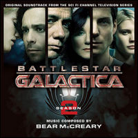 Cover for the United States and UK release of this soundtrack