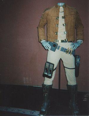 Warrior Uniform Display.jpg