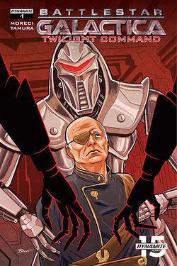 Battlestar Galactica: Twilight Command 1