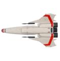 Eaglemoss - BSG 1 - Viper Mark II - 3.png