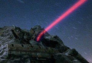 The Gun on Ice Planet Zero, Part I