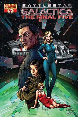 Battlestar Galactica: The Final Five 4