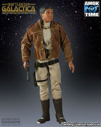 Lieutenant Boomer Limited Edition Collectible Figure