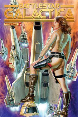 Classic Battlestar Galactica Vol. 2#2