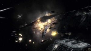 Battle of the Binary Star System