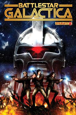 "Classic Battlestar Galactica Vol. 2#6 (a.k.a. ""Red Shift"")"
