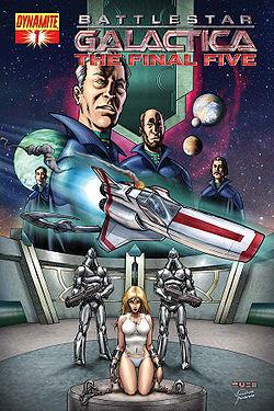 Battlestar Galactica: The Final Five 1