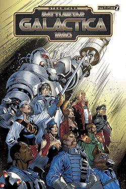 Steampunk Battlestar Galactica 1880 2