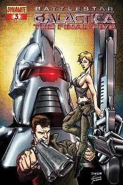 Battlestar Galactica: The Final Five 3