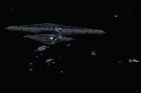 "Basestar, 3rd ""Guardian"" variant"