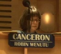 Robin Wenutu