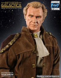 Commander Cain Limited Edition Collectible Figure
