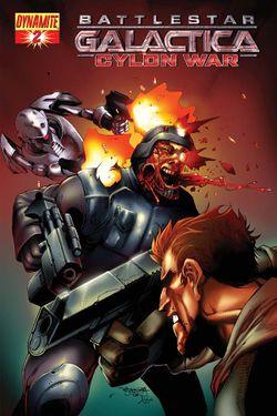 Cylon War #2