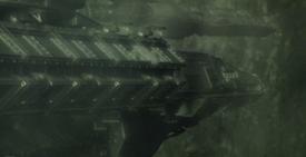 Loki type heavy cruiser